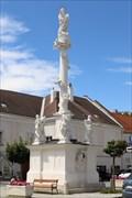 Image for Mariensäule (Hauptplatz) - Bruck a.d. Leitha, Austria