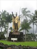 Image for King Kamehameha The Great - Hilo, HI