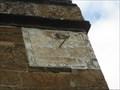 Image for All Saints Church Sundial - Church Street, Wroxton, Oxfordshire, UK