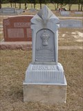 Image for S.A. Barclay - Perryman Cemetery - Forestburg, TX