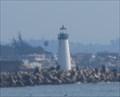 Image for Santa Cruz Breakwater Light  -  Santa Cruz, CA