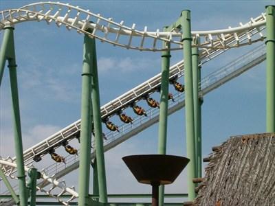 jaguar roller coaster - photo #25