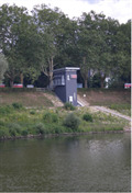 Image for Digital water gauge - Trier - Germany