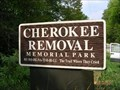 Image for Cherokee Removal Memorial Park ~ Meigs County Tennessee