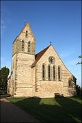 Image for Saint George The Martyr, Newbold Pacey, Warwickshire, UK