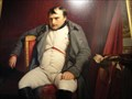 Image for Painting of Napoleon I at Fountainbleu  in the Musee de l'Armee -  Paris, France