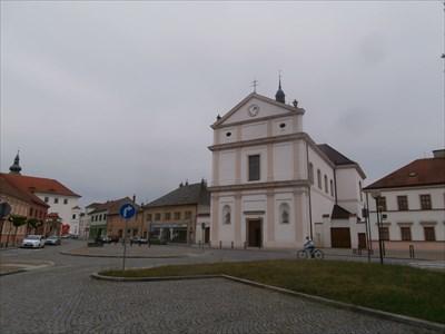TB 4524-46 Ostroh, kostel
