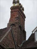 Image for Chimney - Blue Boar, Mill Street,Ludlow, Shropshire.