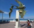 Image for Swallows Sculpture - San Miguel de Cozumel, Mexico