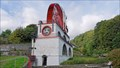 """Image for The great Laxey Wheel """"Lady Isabella"""" — Laxey, Isle of Man"""