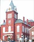 Image for Courthouse, Town Hall , Opera House Clock -  Newport, NH