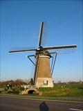 "Image for Windmill ""De Peilmolen"", Oud-Alblas, Netherlands."