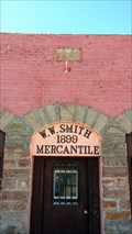 Image for 1899 - W.W. Smith Mercantile Building - Bly, OR