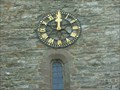 Image for St. George's Church clock, Clun, Shropshire,England