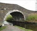 Image for Arch Bridge 107 Over Leeds Liverpool Canal - Rishton, UK