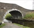 Image for Arch Bridge 107 Over Leeds Liverpool Canal - Rishton, UK
