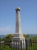 Image for Obelisk Memorial to George Cleeves - Portland, ME