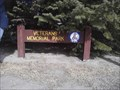 Image for Veterans Memorial Park - Rock Springs WY