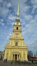 Image for Cathédrale Pierre-et-Paul - Saint-Petersburg, Russia