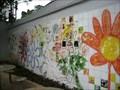 Image for Cemiterio do Araca flores mural - Sao Paulo, Brazil