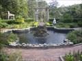 Image for Ravine Gardens State Park, Rose Garden Fountain, Palatka, Fla