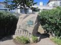 Image for Holder Memorial Rock - Avalon, CA