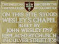 Image for Wesley's Chapel - Maidenburgh Street, Colchester, UK