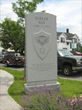 Image for Korean War Memorial - Essex Junction, Vermont