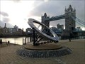 Image for 'Timepiece' by Wendy Taylor. Thames Embankment, London