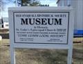 Image for Old Onaquaga Historical Society Museum, St. Luke's Episcopal Church - Harpursville, NY