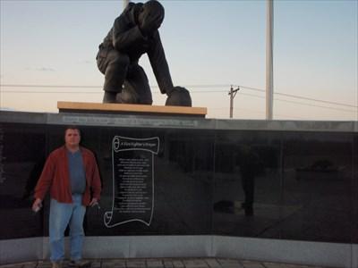 Firefighter Memorial 3.26.09