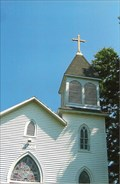 Image for St. Marcus Evangelical Church Bell Tower - Rhineland, MO