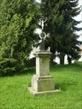 Image for Kríž u kostela sv. Martina - Horní Bory, okres Ždár nad Sázavou, CZ