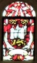 Image for The Great Hall Window Heraldic Shield No.6 - University of Birmingham, Edgbaston, Birmingham, U.K.