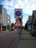 Image for Waiter crossing - Heiloo, the Netherlands