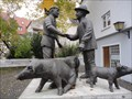 Image for Occupational Monument - Butcher and Farmer - Ulm, Germany, BW