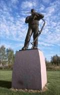 Image for Niittäjä-patsas, Scythe-statue  - Liminka