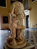 Image for Atlas Statue at Museo Archeologico Nazional - Naples, Campania, Italy