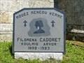 Image for Filomena Cadoret, Bonen, Bretagne, France