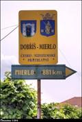 Image for Dobríš ~ Mierlo (Dobríš, Central Bohemia, CZ)