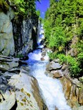 Image for Mutterberg Wasserfall - Stubaital, Tyrol, Austria
