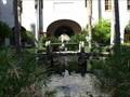 Image for Alcazar Hotel Courtyard Bridge - St. Augustine, FL