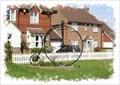 Image for Penny Farthing - Sissinghurst, Kent, UK.