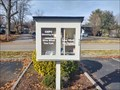 Image for Blessing Box at Colonial Heights Presbyterian Church ~ Kingsport, Tennessee - USA.