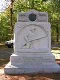 Image for 17th Ohio Infantry Monument ~ Chickamauga Georgia