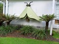 Image for Mammoth Moth - Whangarei, Northland, New Zealand