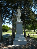 Image for Civil War Memorial - Olathe Cemetery - Olathe Ks.