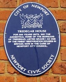 Tredegar House - Newport