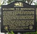 Image for Welcome to Minnesota/Minnesota's Fashionable Tour - I-90 Rest Area