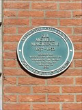 Image for Sir Morell MacKenzie - Golden Square, London, UK